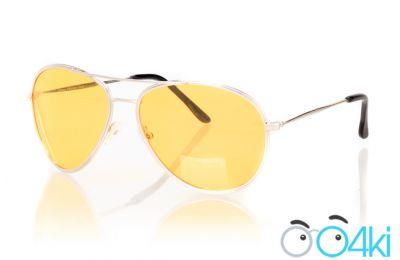 Водительские очки A02 yellow