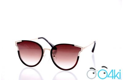Женские очки 2018 года js106brown