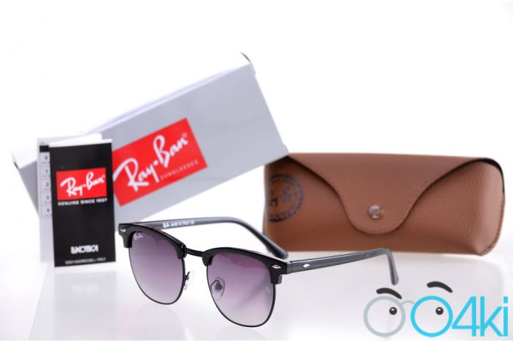 Ray Ban Clubmaster 3016black