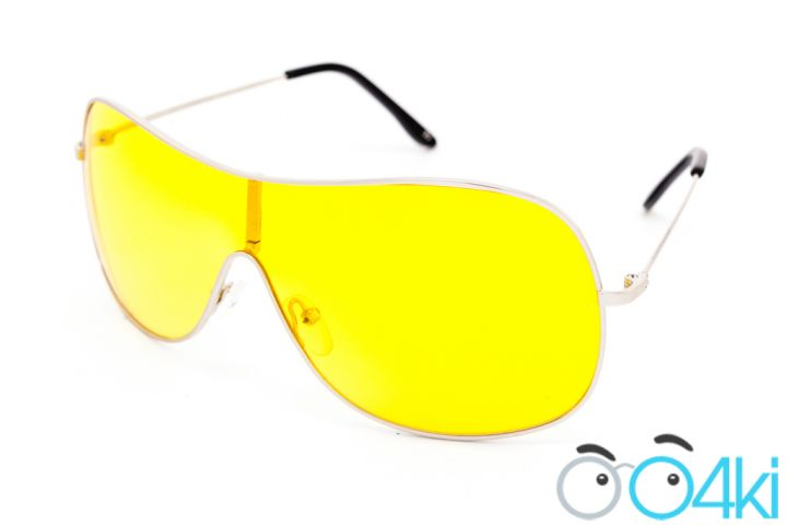Водительские очки Premium M02 yellow