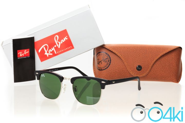 Очки RAY BAN Модель 3016D-black-gl