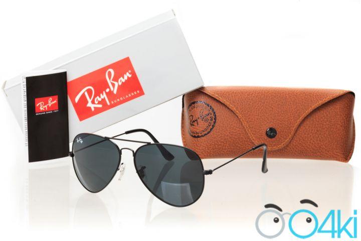 Очки RAY BAN Модель 3026D-bl-bl