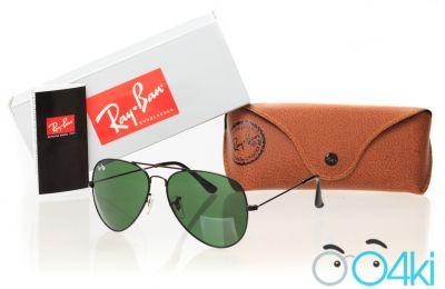 Очки RAY BAN Модель 3026D-green-b