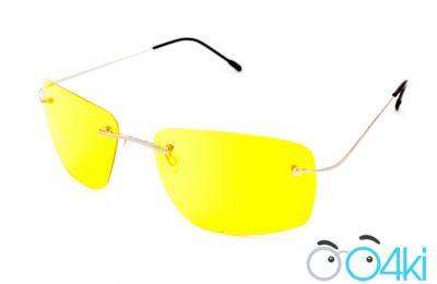 Водительские очки Premium L02 yellow