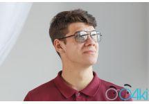 Мужские очки Модель 8028black